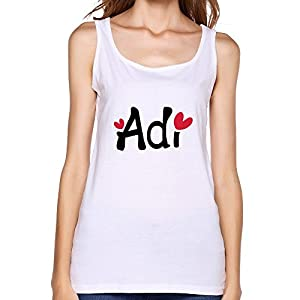 Womens Funniest Tank Top/Adi