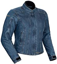 Hot Sale TOURMASTER INDIGO LADY DENIM JKT BL 18