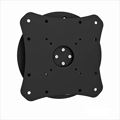 Black Full-Rotation Fixed/Flat Wall Mount Bracket for AOC 2216