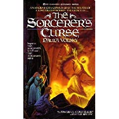 Sorcerer's Curse by Paula Volsky