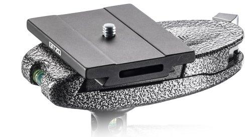 Gitzo GS3760D Quick Release Adapter Series 3 Magnesium D Profile (Multi Color)