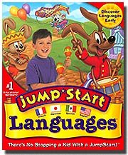 JumpStart Languages (Jewel Case)