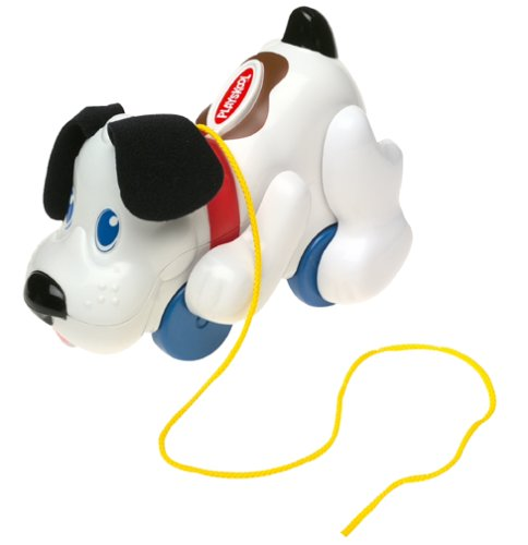 Playskool Walk 'N Sounds Digger the Dog Children's Pull Toy