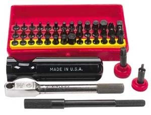 Wadsworth Ratchet Set Mini Super Deluxe 52 pc w 4 ToolsB0000WTYTQ : image