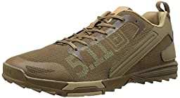 5.11 Tactical Men\'s Recon Trainer Cross-Training Shoe,Dark Coyote,14 D(M) US