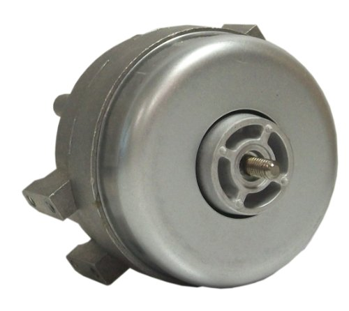 Fasco D550 Unit Bearing Motor, 2 Watt, 115 Volts, 1550 Rpm, 1 Speed, .24 Amps, Totally Enclosed, Cwle Rotation, Sleeve Bearing