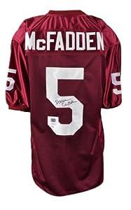 Darren McFadden Autographed Jersey - Arkansas Razorbacks - JSA Certified -... by Sports+Memorabilia