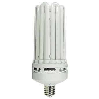 MaxLite 11274 - 80 Watt CFL Light Bulb - Compact Fluorescent - 5U - 400 W Equal - 5000K Full Spectrum - 68 Lumens per Watt - 15 Month Warranty