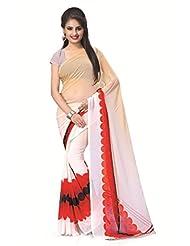 Vaamsi Printed Saree (Raga3076_Multi-Coloured_6.3 M Length)