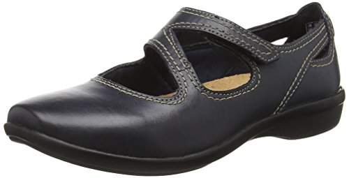 clarks-haydn-pond-womens-loafers-blue-navy-leather-8-uk-42-eu