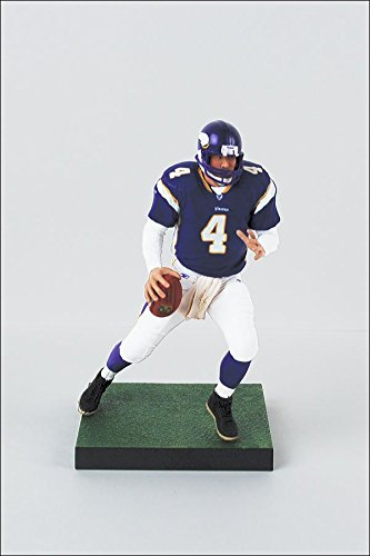 Minnesota Vikings Brett Favre McFarlane Figurine---(Package of 2)