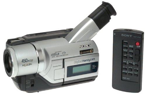 Amazon com: Sony DCRTRV12 Digital Camcorder