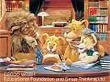 英語教材 ライオンたちとイングリッシュ「帽子売り」(DVD)セット