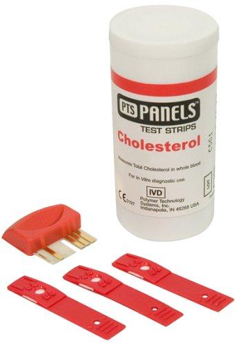 CardioChek Cholesterol Test Strips, 3 ea