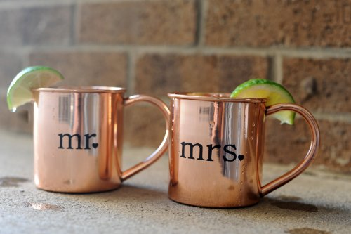 Moscow Mule Copper Mugs Copper Drinking Cups and Sets - Cover