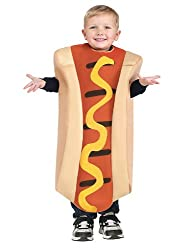 Toddler's Hot Dog Costume by Fun World