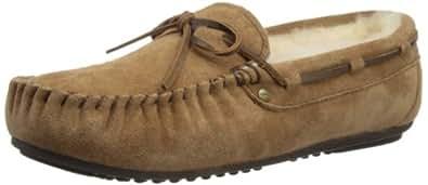Emu Womens Amity Slippers W10555 Chestnut 3 UK, 35 EU, 5 US, Regular