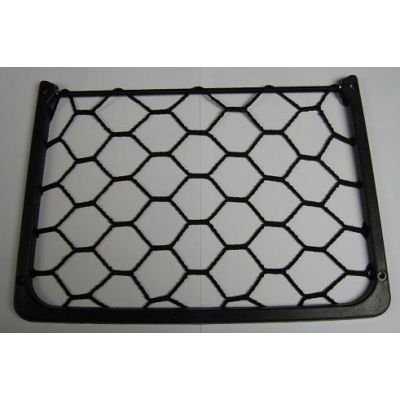 ELASTICATED STORAGE/MAGAZINE NET FOR MOTORHOME/CARAVAN