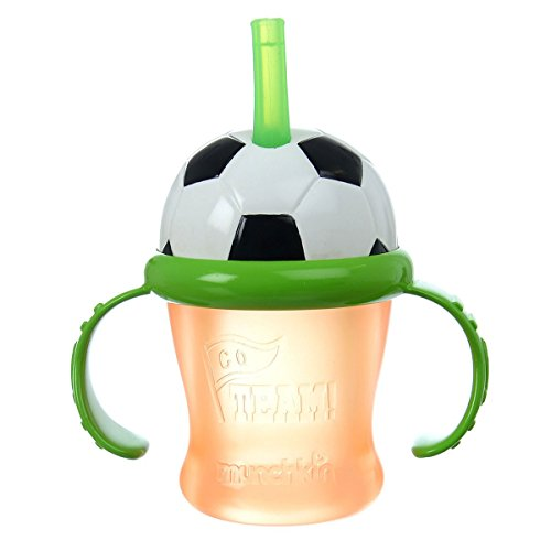 Munchkin Fun Trainer Cup with Handles - Boy Design - 1 Count