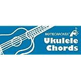 Notecracker Ukulele Chords Uke Cards