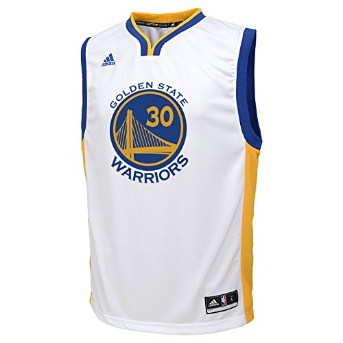 NBA Golden State Warriors Stephen Curry Youth 8-20 Replica - Import ... 62c114ade