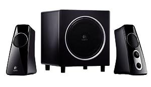 Logitech Z523 2.1 PC-Lautsprechersystem 40 W RMS schwarz