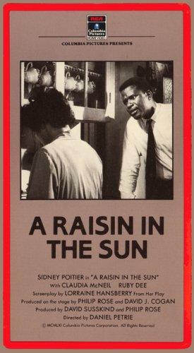 A Raisin in the Sun [VHS]