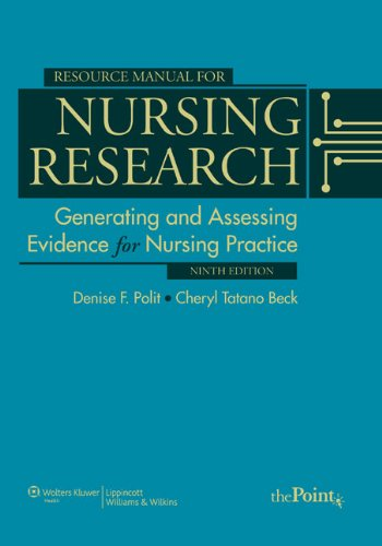 Resource Manual for Nursing Research: Generating and...