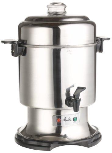 Melitta Meu45 45-Cup Percolator Coffee Urn
