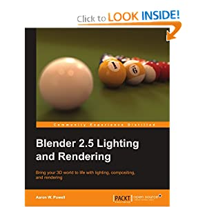 Blender 2.5 Lighting and Rendering