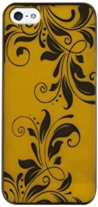 Katinkas 2108053791 Hard Cover For Iphone 5 - Orchid - 1 Pack - Retail Packaging - Yellow