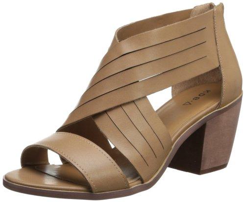 Kelsi Dagger Women'S Koraline Dress Sandal,Almond/Almond,8 M Us
