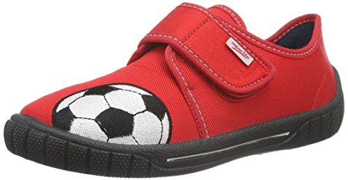 Superfit - BILL, sneakers foderate bambini e ragazzi, color Rosso (FIRE 70), talla 30