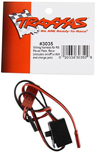 Traxxas 3035 Wiring Harness For Rx Power Pack, Revo