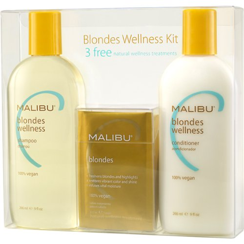 Malibu Blondes® Wellness Kit
