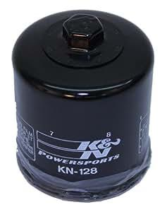 2009-2009 KAWASAKI KAF400 Mule 610 4x4 K&N OIL FILTER KAWASAKI, Manufacturer: K&N, Manufacturer Part Number: KN-128-AD, Stock Photo - Actual parts may vary.