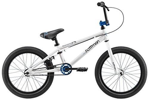 Hoffman Condor Boy\'s BMX Bike White, 18″ Wheel – Xtremebikerider
