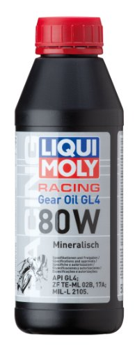 Liqui Moly Racing 1617 80 W Gear Oil 500 ml