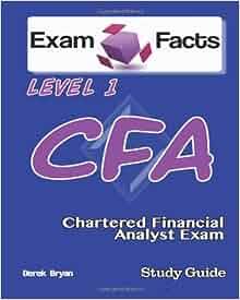 Study guide cfa pdf