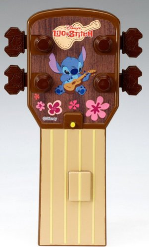 AIR GUITAR Ukurereriro & Stitch (japan import)