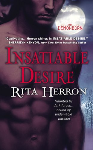 Image of Insatiable Desire (The Demonborn)