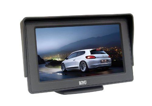 BOYO VTM4301 4.3-Inch Rear View Monitor