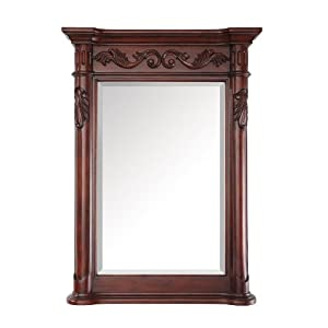 Avanity Provence-M24-AC Provence Mirror Antique Cherry 24 Inches