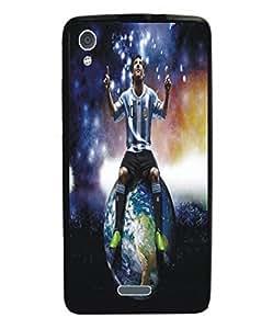 Techno Gadgets Back Cover for Intex Aqua Y2 Ultra