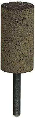 United Abrasives/SAIT 27413 W222 RB 1 by 2 by 1/4 A36Q Mounted Point Grinding Wheels, 10-Pack