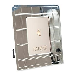 Lauren Ralph Lauren Fenimore 5x7 Silver Frame