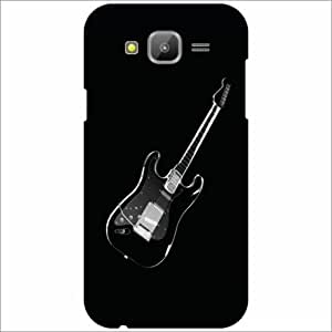 Samsung Galaxy J5 Back Cover - Guitarist Designer Cases