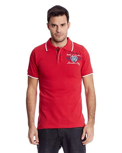 Paul Stragas Polo Rojo