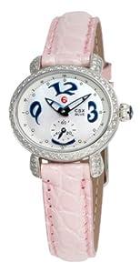 Michele Women's CSX Blue Min Diamond Watch #MWW03F000053