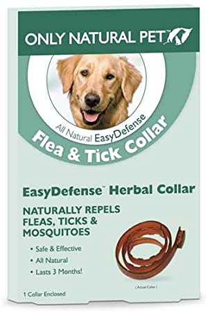 Only Natural Pet - Flea and Tick Collar